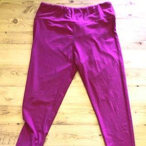 Pink LulaRoe Leggings